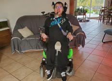 Un fauteuil pour être autonome