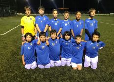 The French Rovers - Equipe de Football Benjamins du LFI