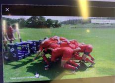 Rugby Club Du Mans achat Joug