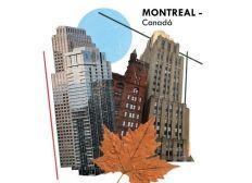 Stage d'études à Montréal