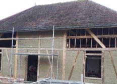 Rénovation d'une ancienne ferme