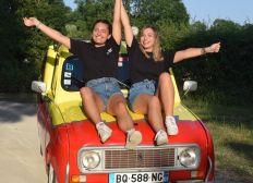 Les Aveyronnaises de Moy: objectif 4L Trophy