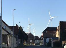 Trop d'éoliennes autour de nos villages de la Vallée de la Tortille