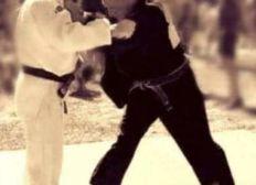 Michel Conte judoka CHAMPION 2020