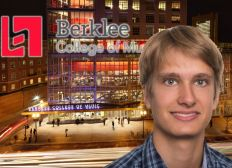 Raban Brunner am Berklee College of Music