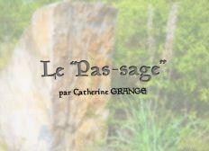 """Projet """"Le Pas Sage"""""""