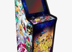 Una máquina arcade para l@ pa-madres y niñ@s del Reina Sofía de Córdoba