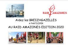 Breizhgazelles29 / RAID AMAZONES 2020