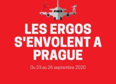 Les Ergos s'envolent à Prague
