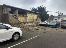 Aider les victimes du mur effondré sur le parking du LIDL à Rezé