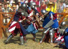 Rüstung für Gerüsteten Historischen Vollkontaktkampf (HMB)