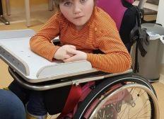 Hilfe für Angelman-Kind Sophia