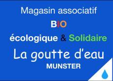 La goutte d'eau - Magasin associatif Bio & solidaire