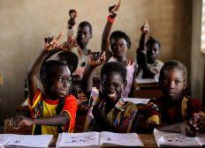 Éducation pour tous en Afrique