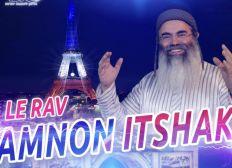 Conférence Rav Amnon Itshak PARIS