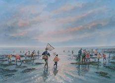 """Voyage scolaire de Biras Puy de Fourches """"sensibilisation à la préservation du littoral"""""""