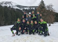 Le Ski Nordique Chartreuse en Russie