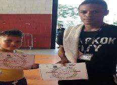 Pieds Poings Espoirs Combats Réunionnais