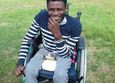 Un fauteuil pour Vidal