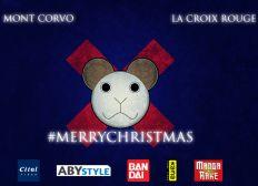 Mont Corvo X La Croix Rouge: Merry Christmas