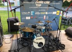 Yannick the Drummer