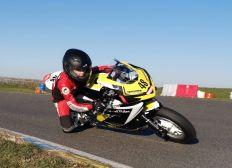 Enzo Caligny - Pilote au Championnat de MINI GP