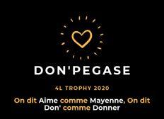 Association DON'PEGASE - 4L TROPHY 2020