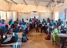OUBIL SA BEUT - pour les enfants de NTIAGO (Senegal)