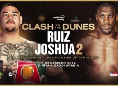 Ruiz vs Joshua 2 Live Streaming Reddit Online FREE