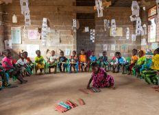 AIDE MATÉRIEL SCOLAIRE AU MOZAMBIQUE
