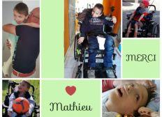 Un monde meilleur pour Mathieu