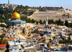 Voyage missionnaire en Israel