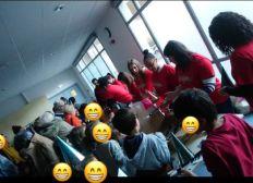 Voyage humanitaire d'étudiantes
