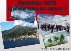 Première découverte de la neige pour des collégiens Martiniquais