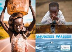 Dorfbrunnen - sauberes Wasser für alle
