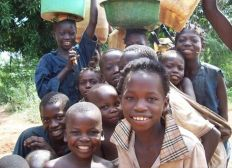 stage humanitaire au Bénin