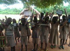 Aide sociale pour soutenir les enfants de KEVE ATSAVE ( TOGO)