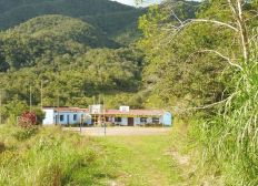 Incahuara's community school bus