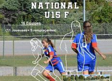U15 féminines Brest