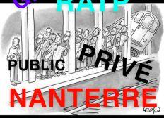 Soutiens au gréviste du centre bus Ratp de Nanterre