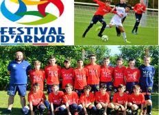 Projet tournoi Festival d'Armor u14 AOCC