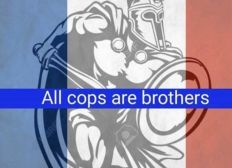 TEAM FRENCH COP