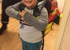 Aide pour mon fils handicapé