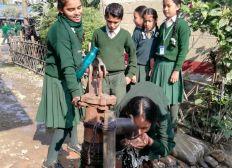 Aide à l'école Nawodaya à Birtamode, au Népal // Help for Nawodaya school in Birtamode in Nepal