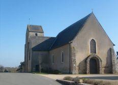 Eglise saint Denis du Maine
