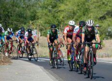Accompagnement d'un jeune cycliste