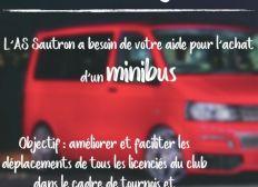 Un minibus pour l'AS Sautron Football