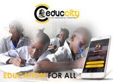Edducity, éducation pour tous en afrique, même en milieu rural