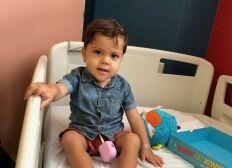 Pour aider le petit Léo à guérir de son cancer