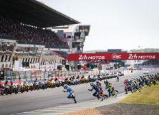24 heures du Mans 2020 .  Tombola de soutien Arnaud Gicquel